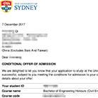 悉尼大学-澳星
