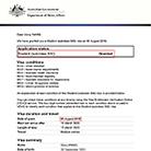 澳大利亚学生签证-澳星